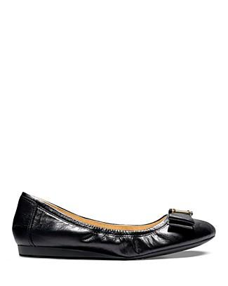 Brand: COLE HAAN. Style Name: Cole Haan 'Tali' Bow Ballet Flat (Women).  Style Number: 840519 10. Available in stores.
