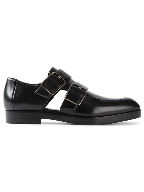 'Jacquetta' Monk Strap Shoe