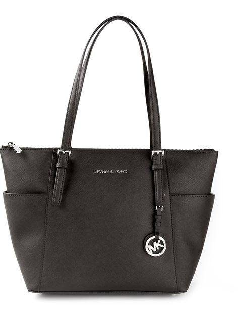 Large Jet Set Item Top-Zip Tote