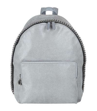 Blue Small Falabella Backpack