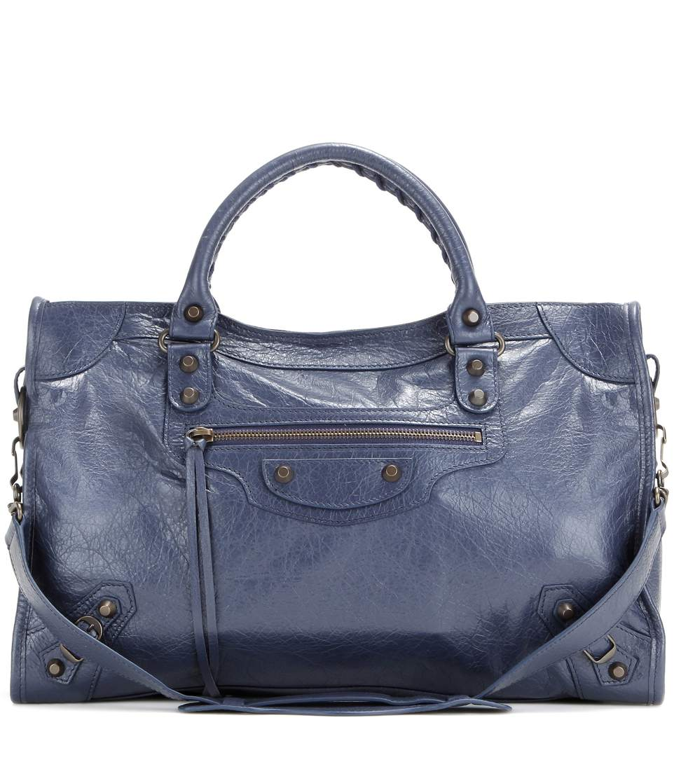 Borse Balenciaga Motorcycle : Balenciaga classic city leather tote