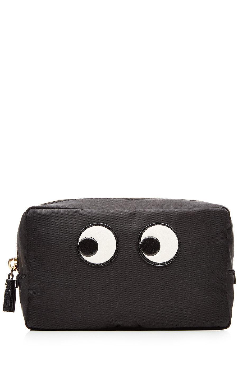 Eyes Fabric Make-Up Pouch
