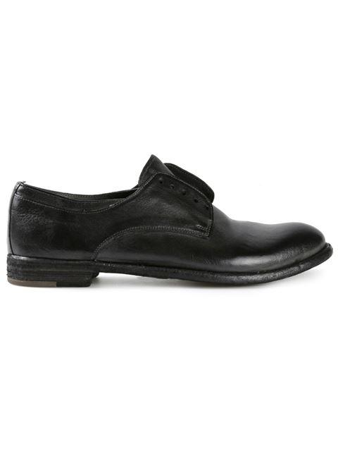 'Lexikon' derby shoes