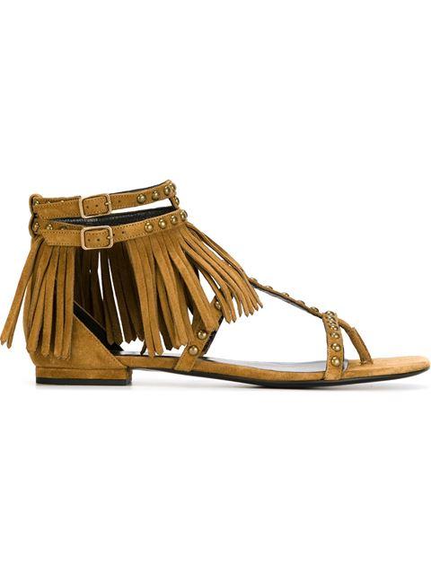'Nu Pied' flat sandals