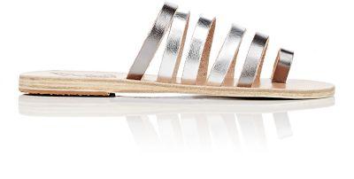 Niki Multi Strap Flat Sandals