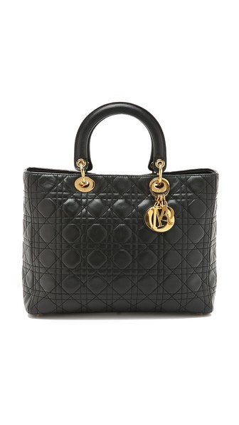 SMALL DIOR LADY DIOR BAG (PREVIOUSLY OWNED)