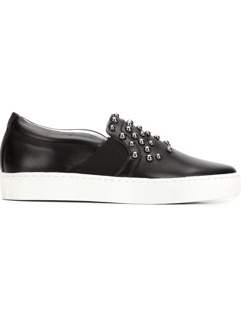 'Pull-On' slip-on sneakers