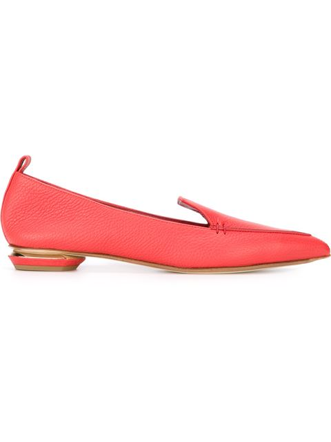 Beya Patent Leather Loafers