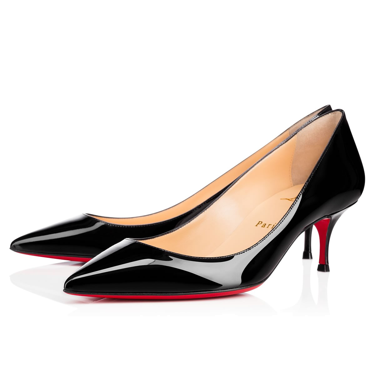 Pigalle Follies 55 Leather Pumps