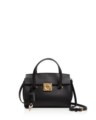 MINI CROSSBODY BAG, NERO