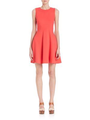 'Citra' Sleeveless Fit & Flare Dress