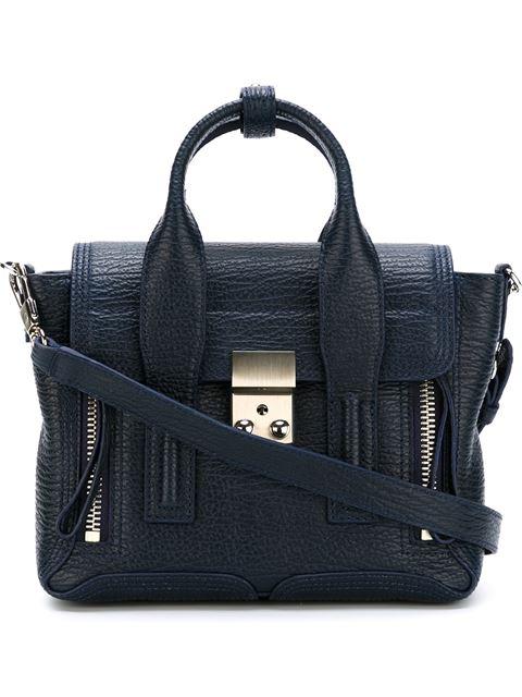 Pashli Mini leather shoulder bag