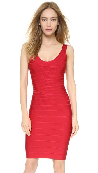 Signature Essentials Scoop Neck Dress