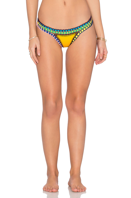 'Ro' hand crochet bikini bottoms