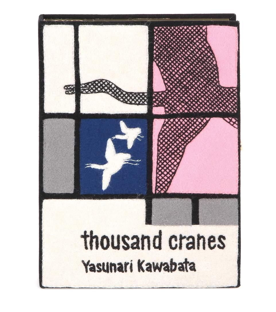 'Yasunari Kawabata' Book Clutch