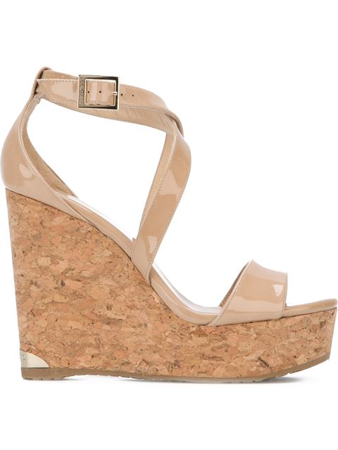 'Nude' sandals