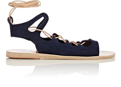 Antigone Lace-Up Sandals