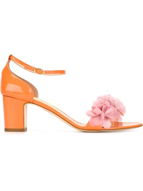 embellished strap sandals
