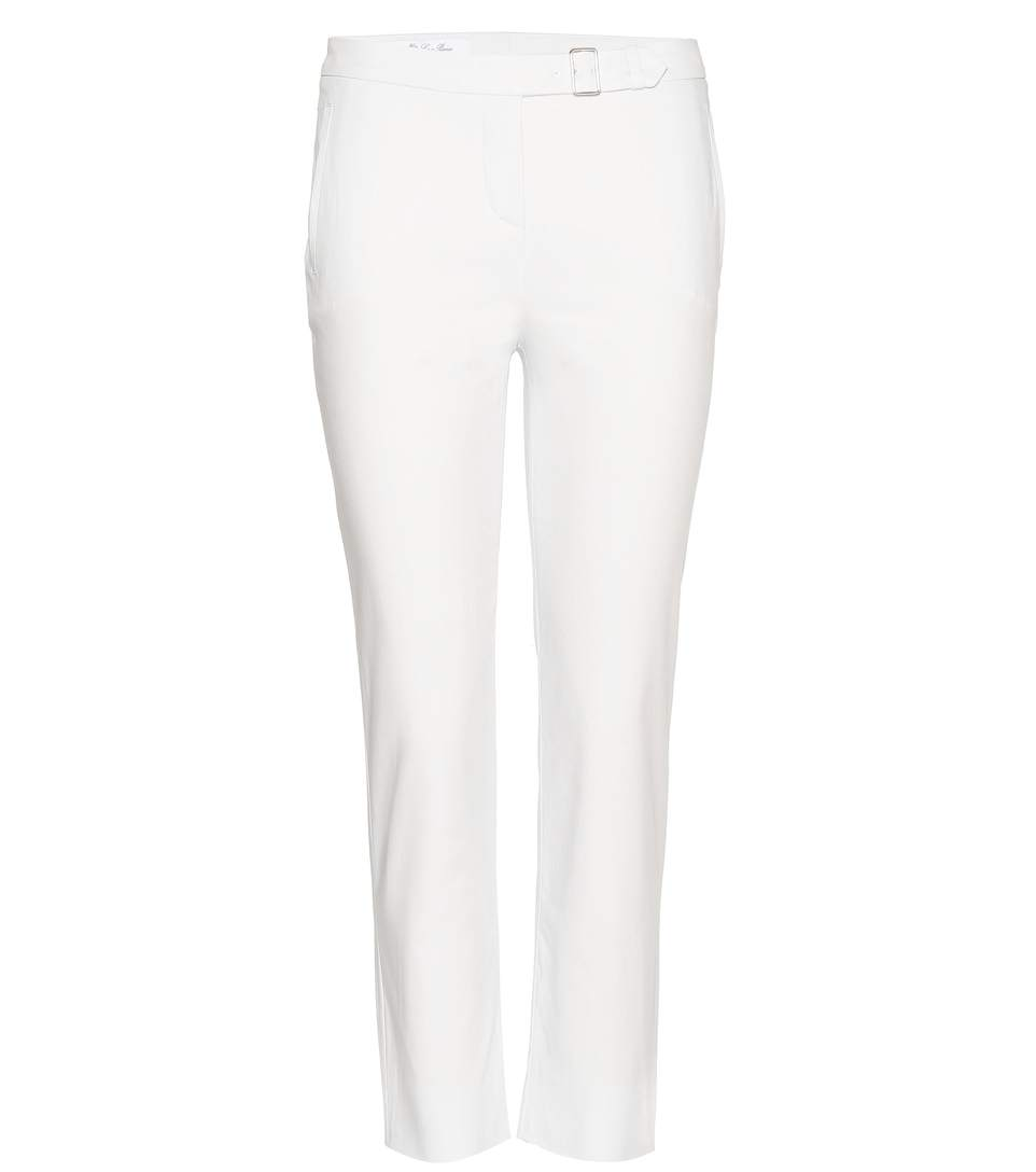 Giles New Baker stretch cotton trousers