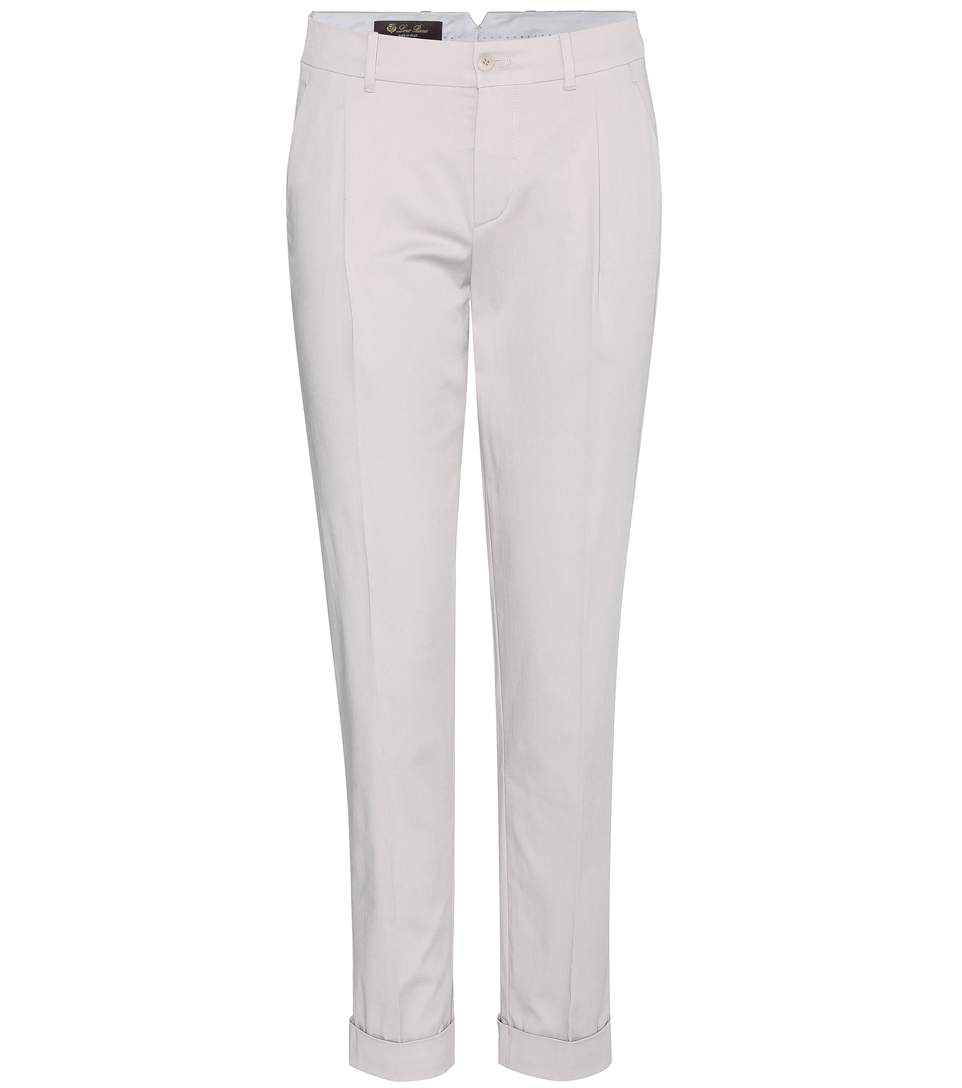Marcus cotton trousers