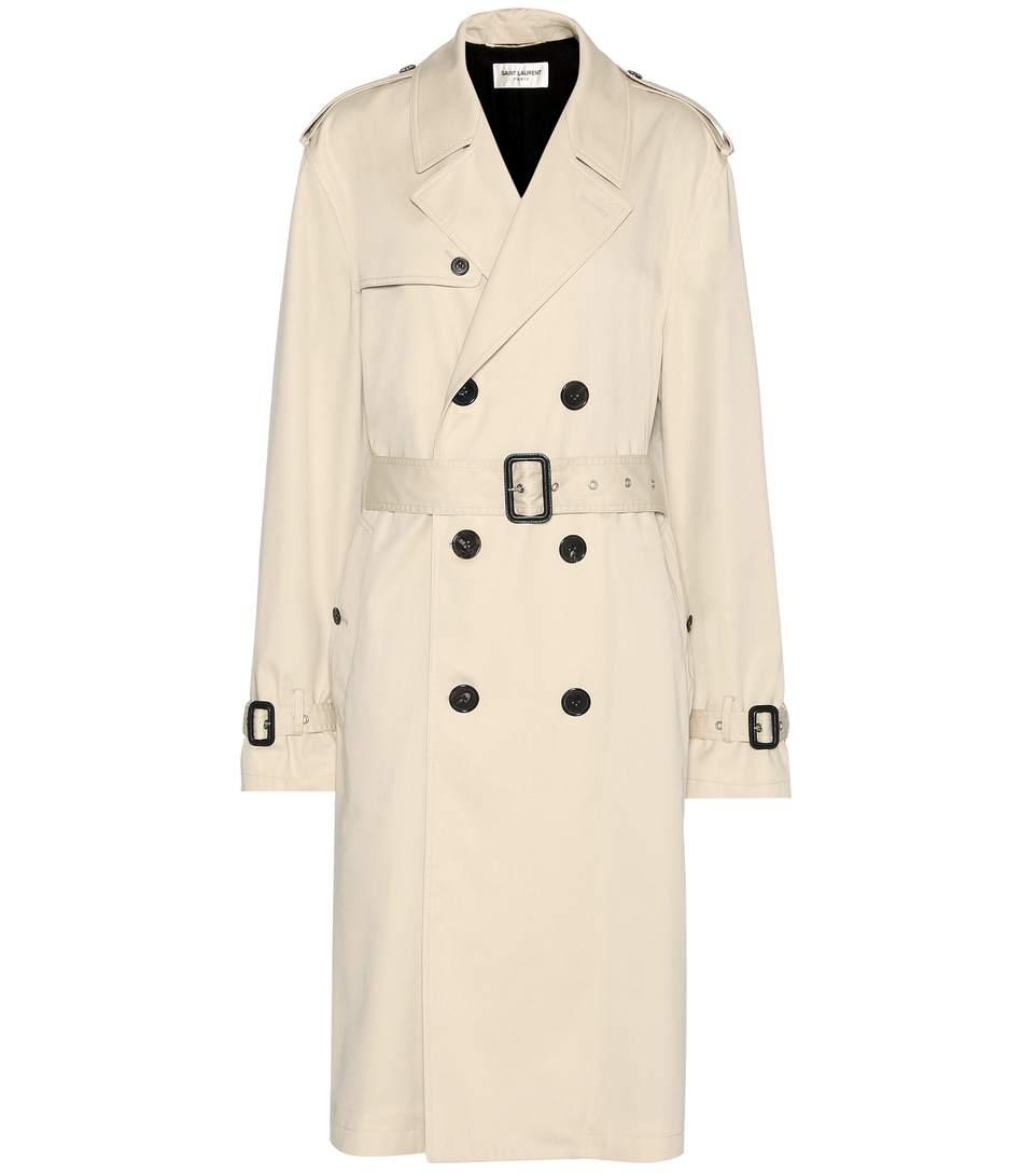 Over-Sized Boyfriend Trench Coat
