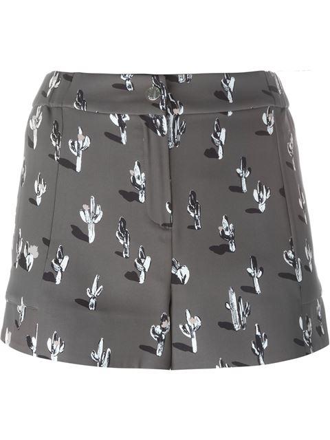 'Cartoon Cactus' shorts