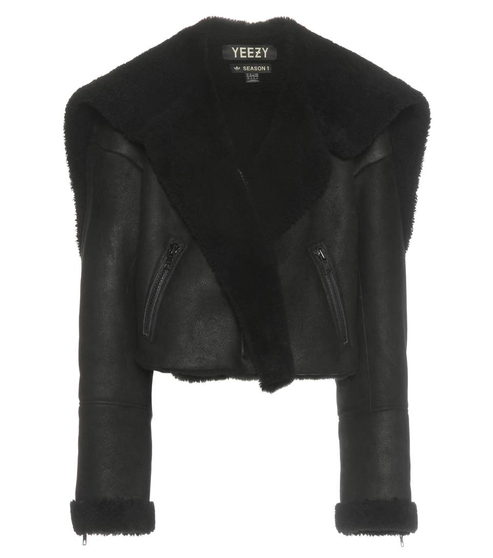 Shearling and leather jacket (SEASON 1)