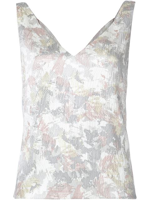 MAIYET 'Signature' Cross Back Top