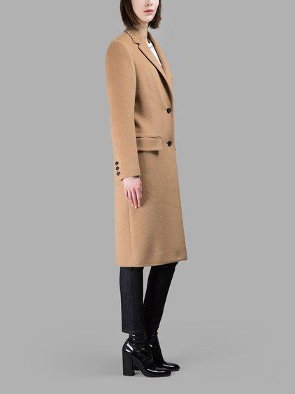Rockstud Untitled #10 notch-lapel coat