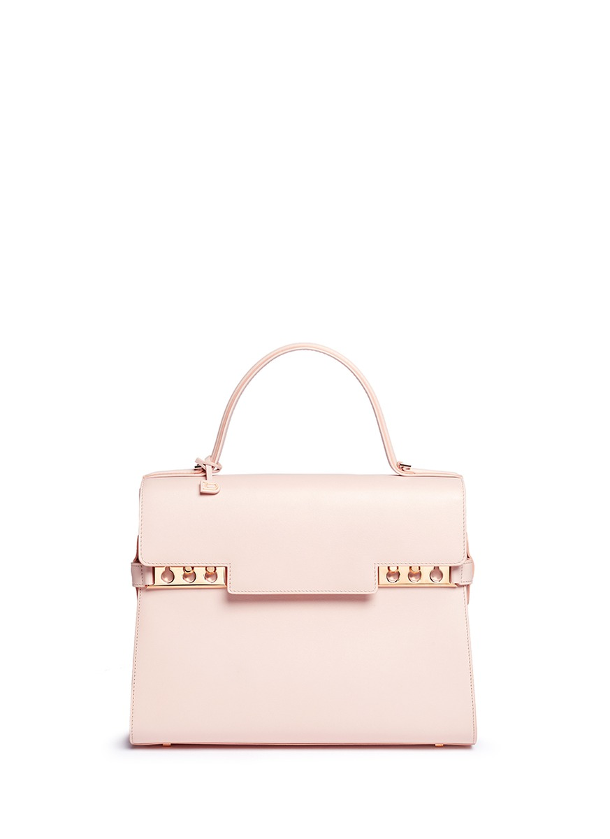 'Tempête Gm' Leather Bag