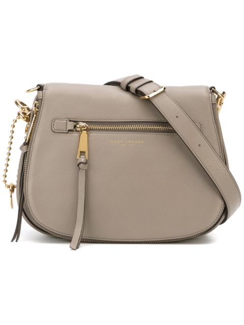 RECRUIT SMALL LEATHER SHOULDER BAG