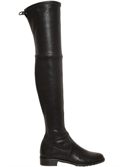 30MM LOWLAND STRETCH NAPPA BOOTS