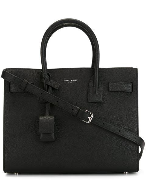 Sac De Jour baby leather cross-body bag