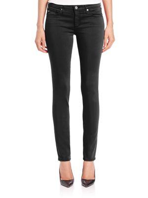 Webster Sateen Stilt Cigarette Jeans