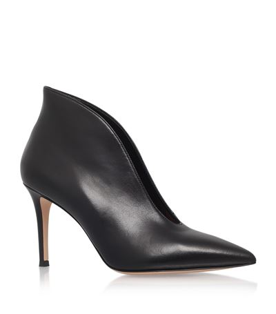 EXCLUSIVE TO MYTHERESA.COM - VAMP 85 LEATHER ANKLE BOOTS