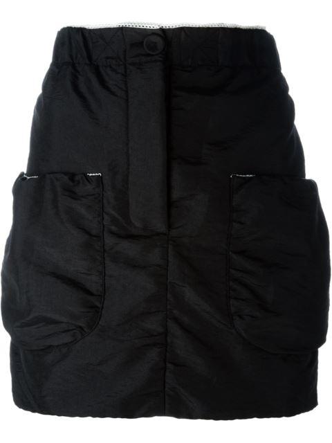 Mini Skirt with Pocket Details