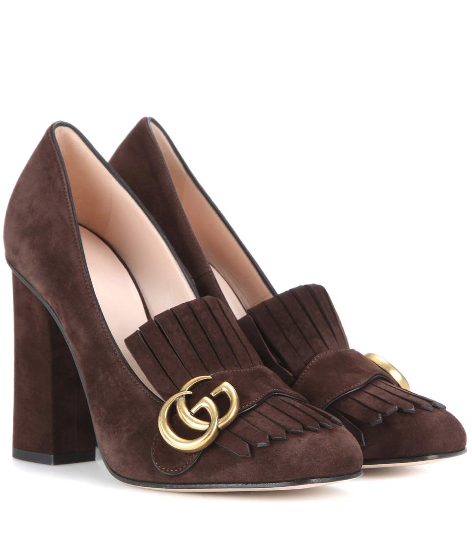 Marmont Fringed Pumps 105