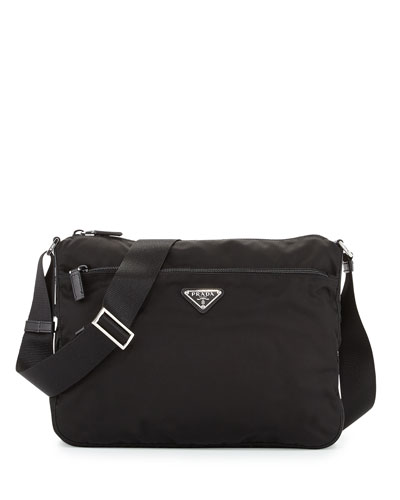 VELA SHOULDER BAG, BLACK (NERO), NERO/BLACK