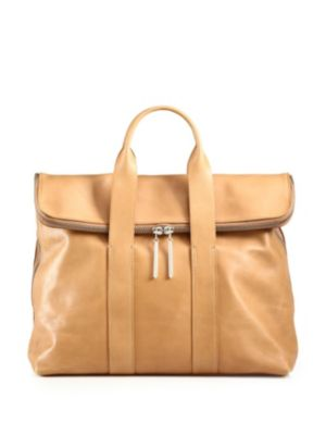 31 Hour Leather Bag