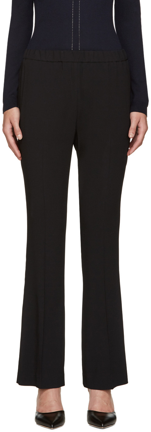 Black Ross Trousers