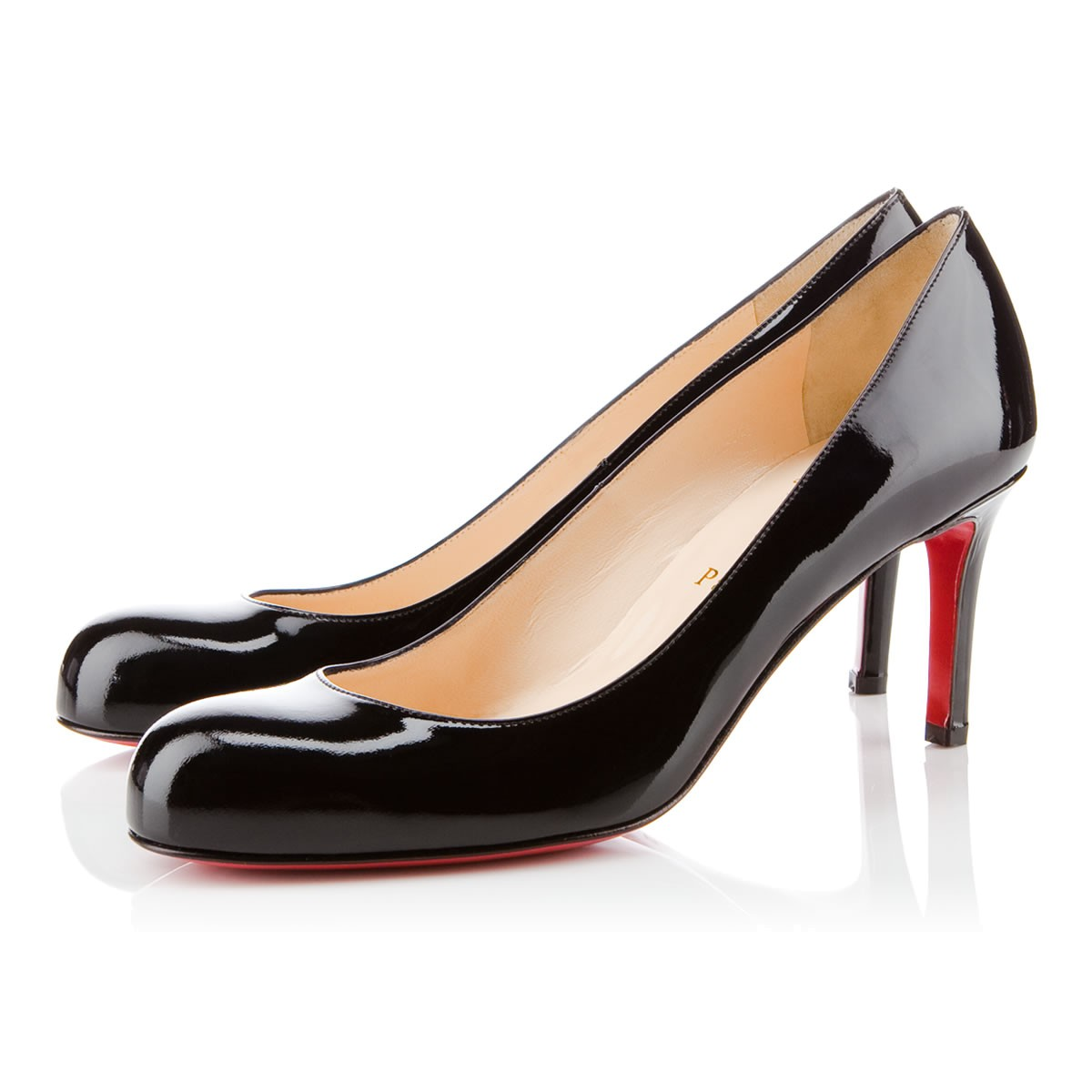 09f04dec19001 Christian Louboutin Patent Leather Brogue Pumps Latest For Sale Cheap Sale  Pay With Visa Sneakernews Cheap