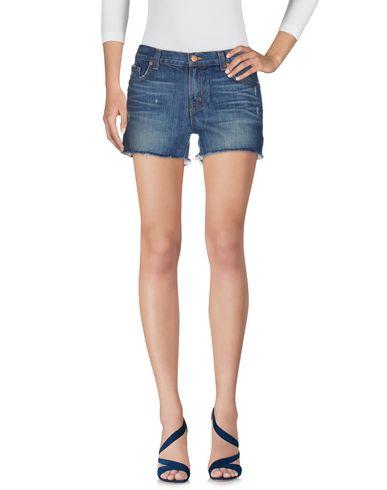 Low-Rise Cut-Off Denim Shorts