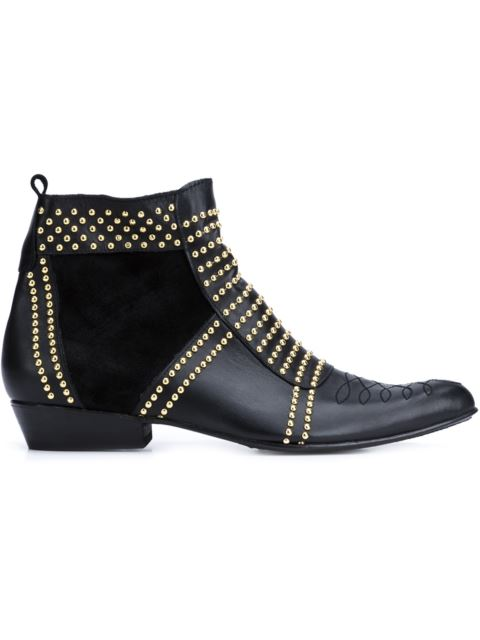 Anine Bing Suedes 'CHARLIE' BOOTS