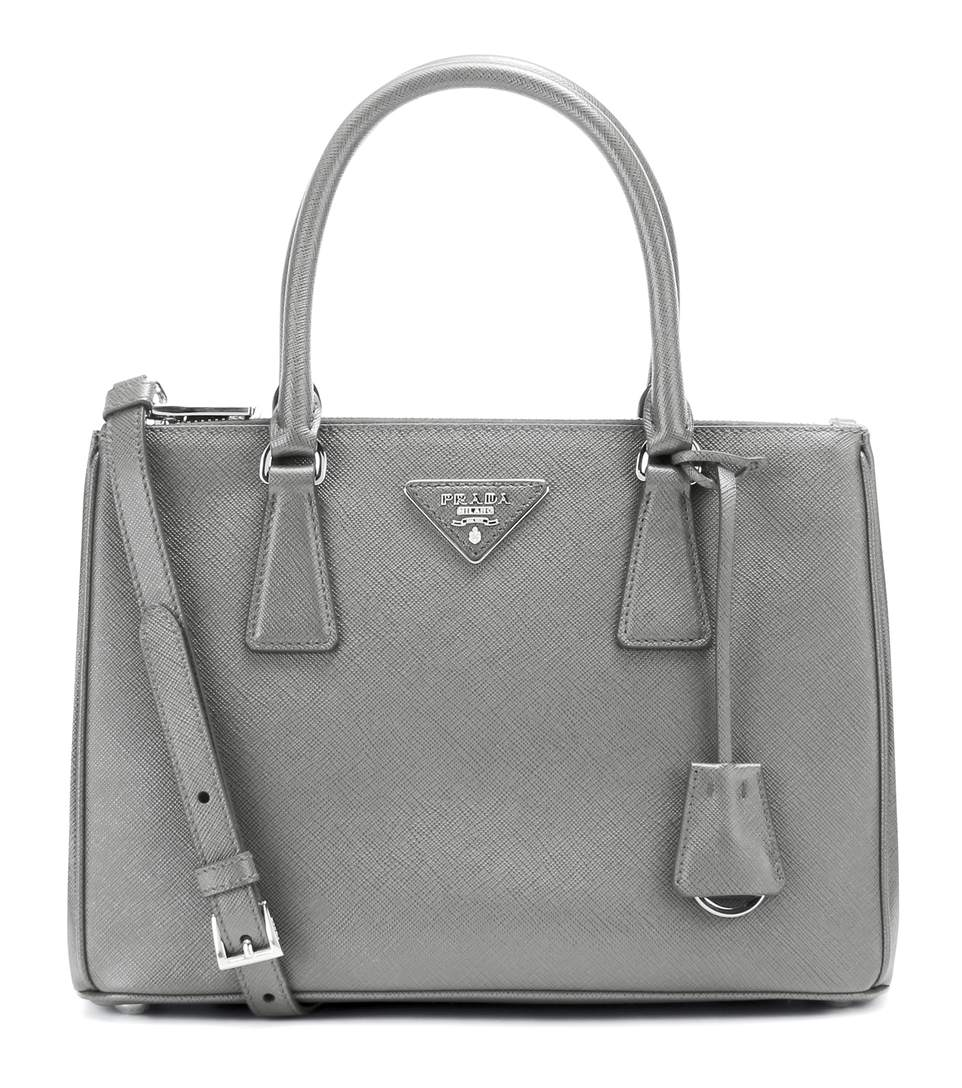2bf6396b1bd Prada Small Saffiano Leather Shoulder Bag