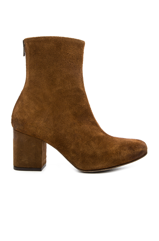 'Cecile' Block Heel Bootie (Women)