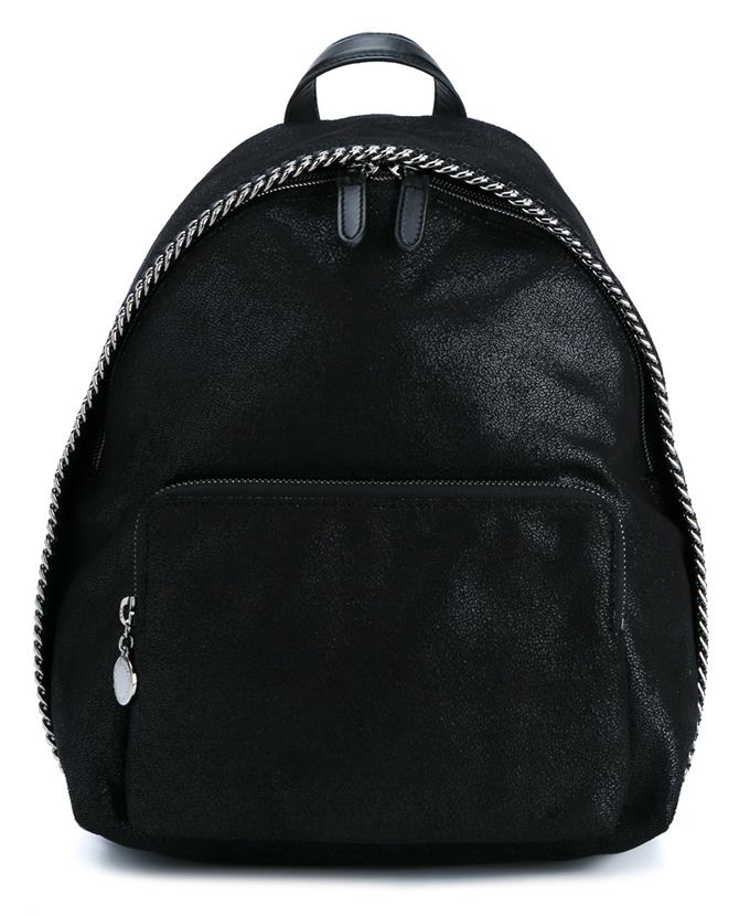 Falabella Shaggy Deer Mini Backpack