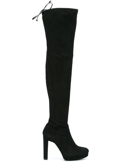 Plathighland heeled boots