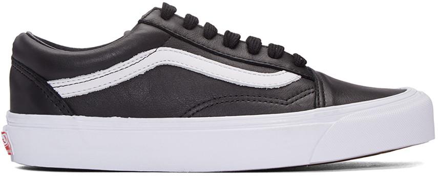 Black OG Old Skool LX VL Sneakers