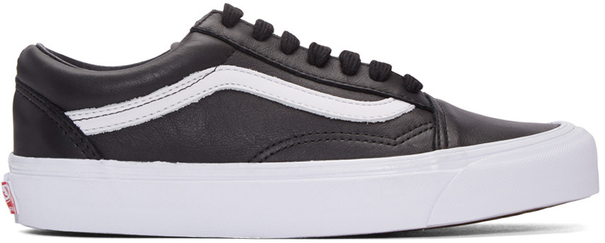 Black OG Old Skool LX Sneakers