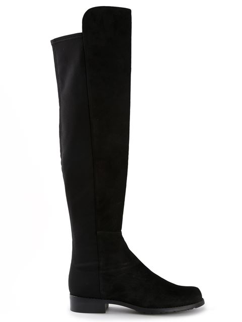WOMEN'S 5050 STRETCH SUEDE OVER-THE-KNEE BOOTS
